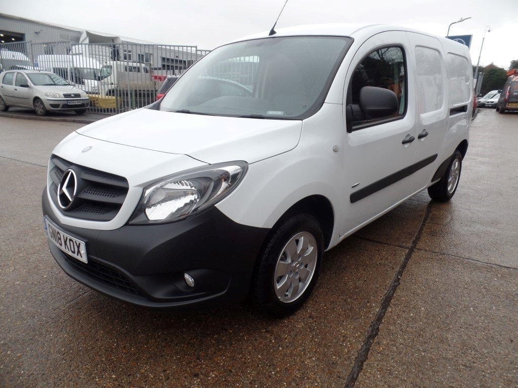 mercedes benz citan 1 5 cdi 111 extra long panel van 3dr eu6. Black Bedroom Furniture Sets. Home Design Ideas