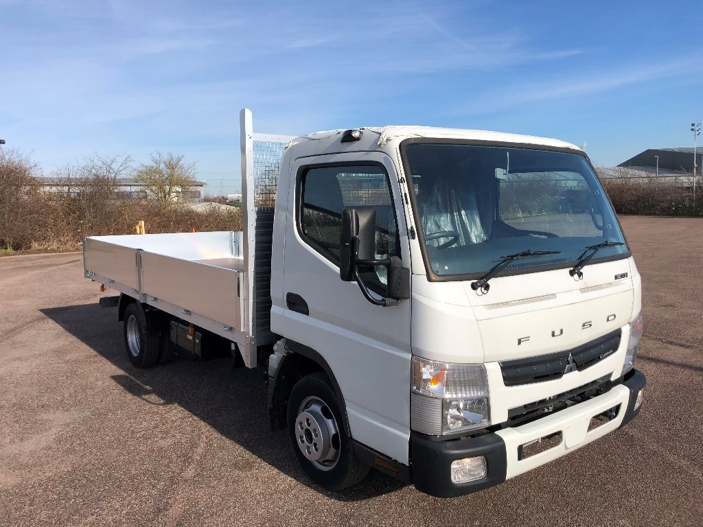 FUSO Canter 3C13 Dropside