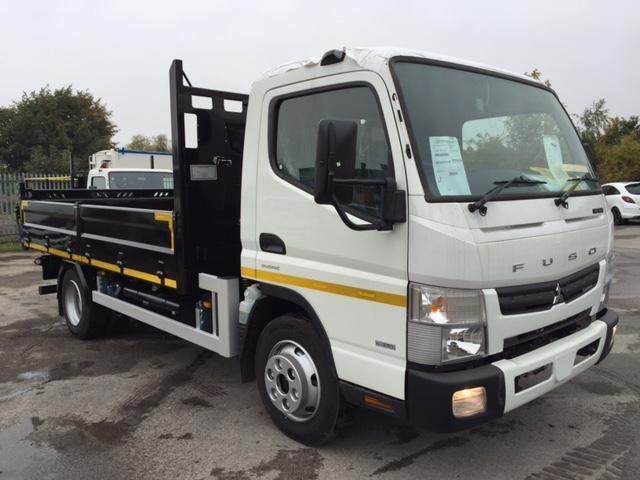 MITSUBISHI CANTER 7C15 Tipping body
