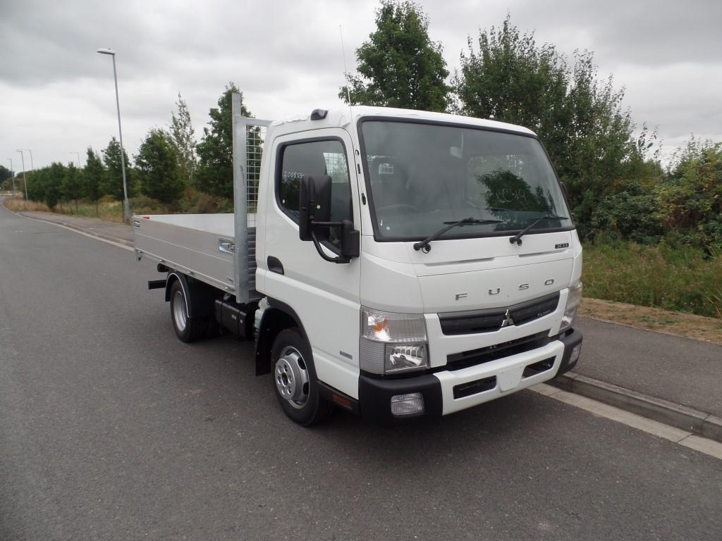 Mitsubishi FUSO Canter 3C13 10ft Tipper