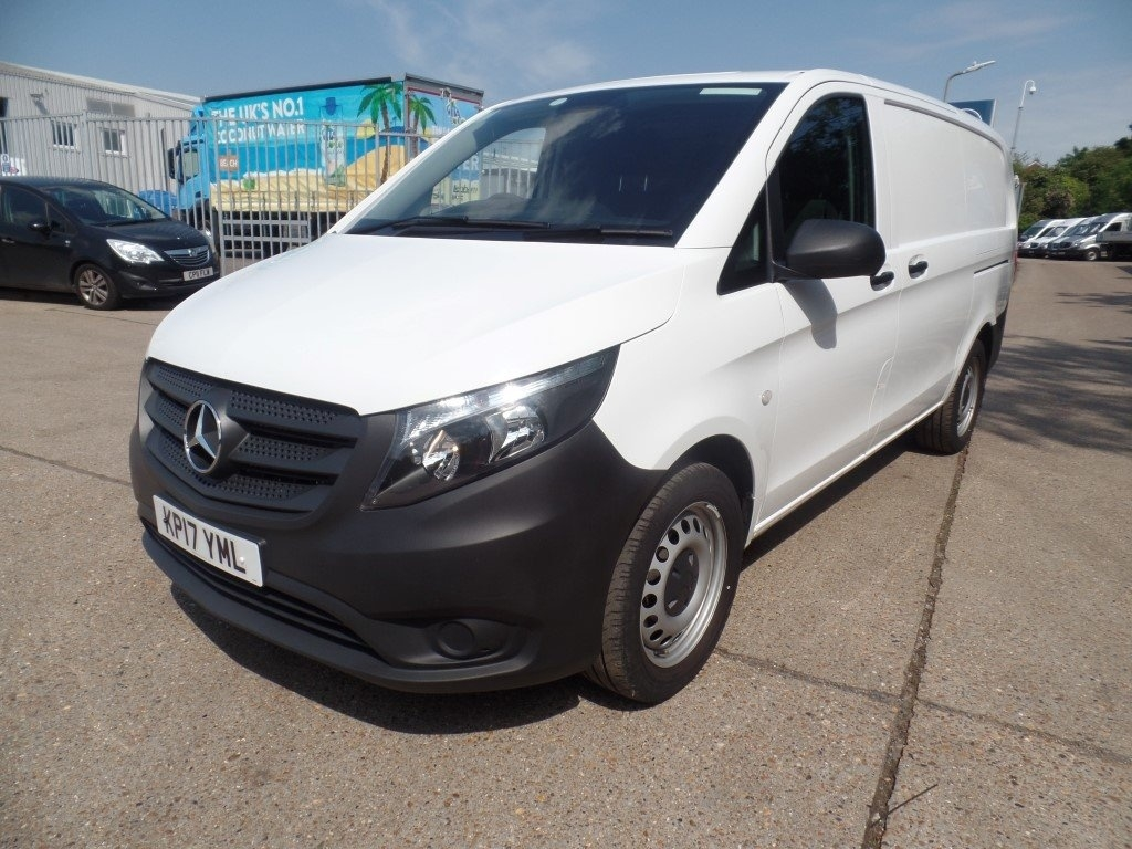 Mercedes-Benz Vito 2.1 116CDI BlueTEC Long Panel Van 6dr