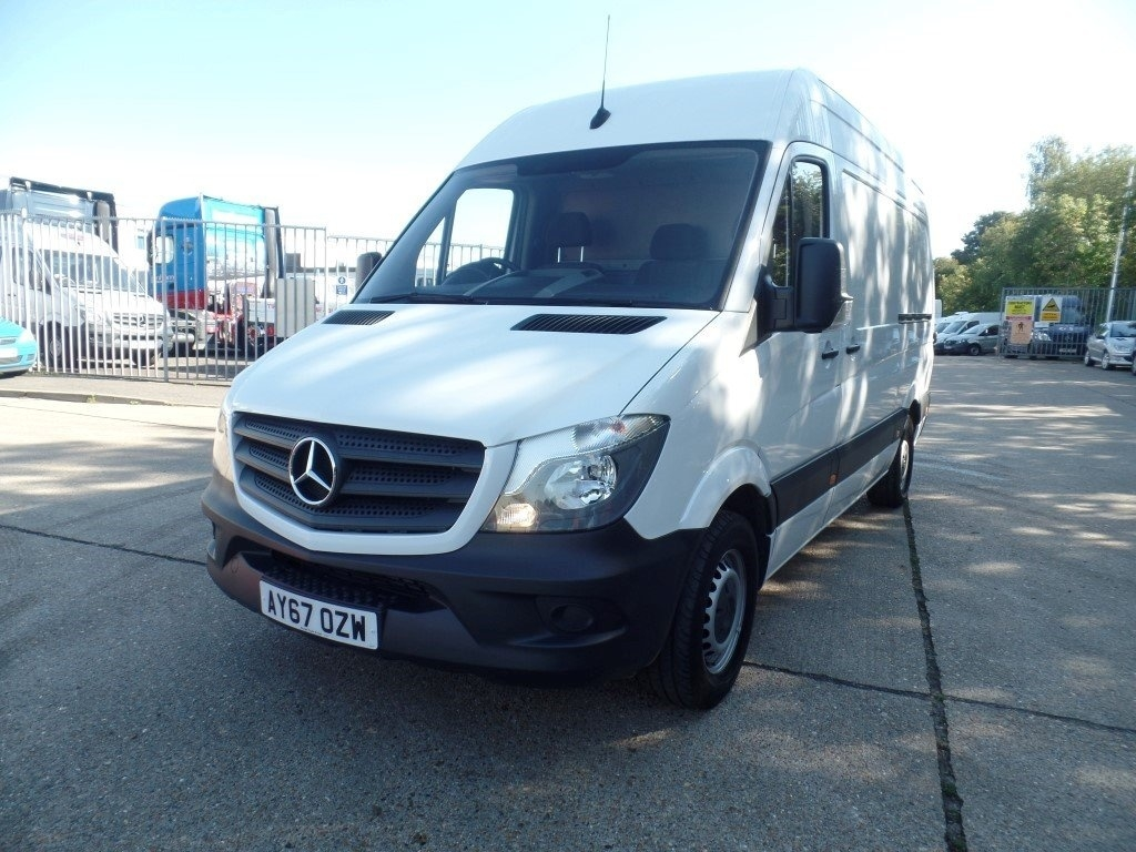 Mercedes-Benz Sprinter 2.1 CDI 314 Panel Van 5dr (EU6, MWB)