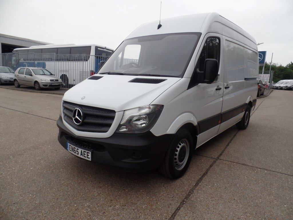 Mercedes-Benz Sprinter 313CDI Mwb High Roof Panel Van