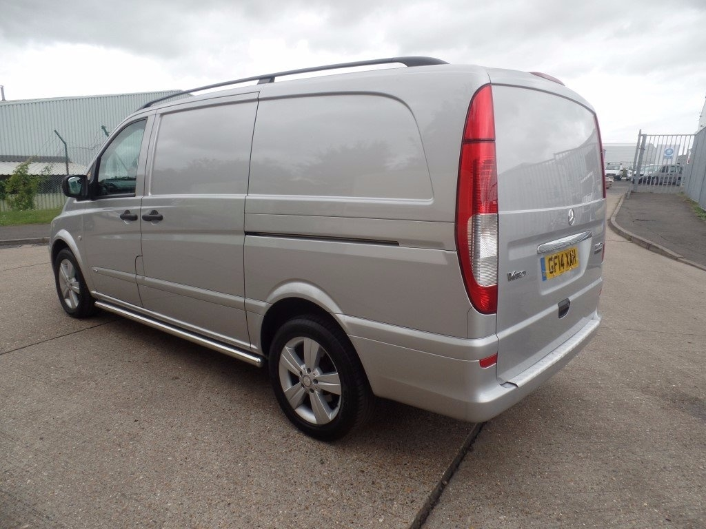 mercedes benz vito 116cdi sport lwb panel van. Black Bedroom Furniture Sets. Home Design Ideas