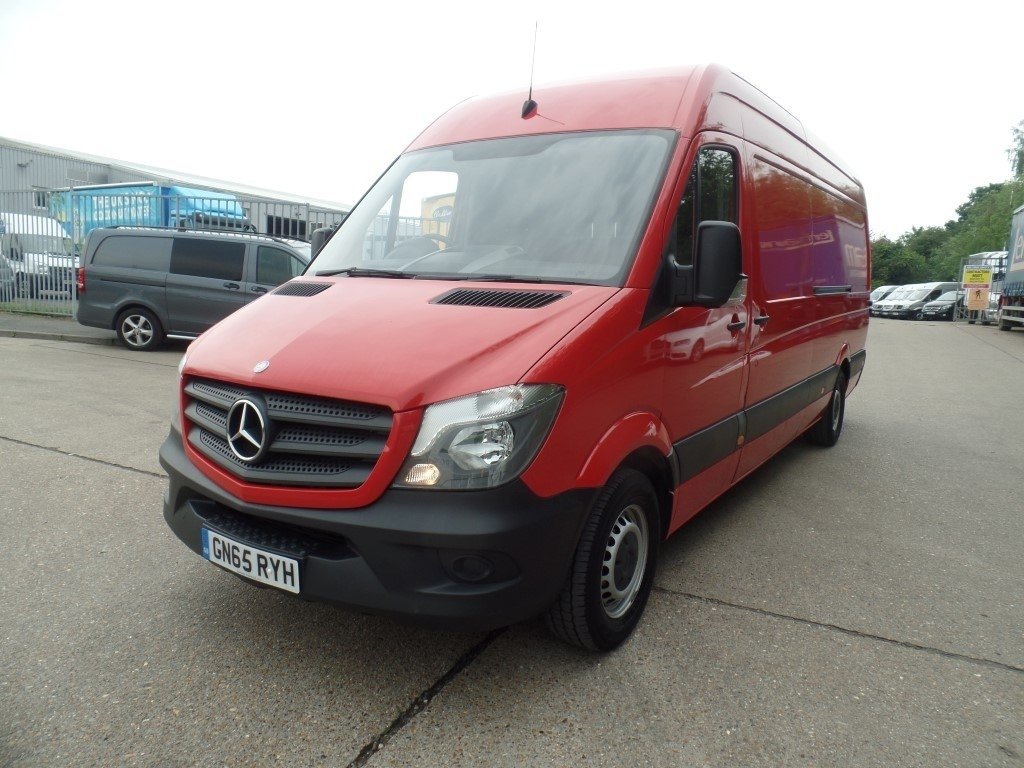 Mercedes-Benz Sprinter 2.1 CDI 313 High Roof Panel Van 4dr (LWB)