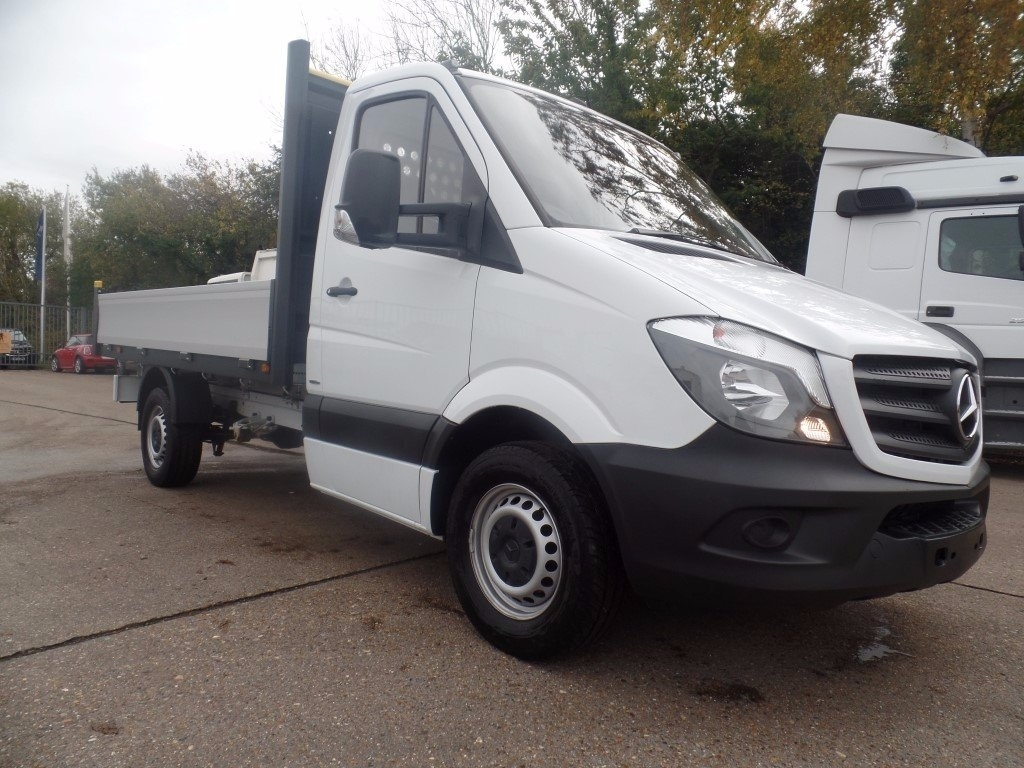 Mercedes benz sprinter 2 1 cdi 314 tipper 2dr eu6 mwb for Mercedes benz sprinter rental price