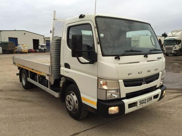 MITSUBISHI CANTER 7C15 with Dropside Body