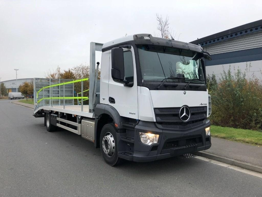 MERCEDES-BENZ ANTOS 1824L Euro 6 Beavertail Brand New & Unregistered