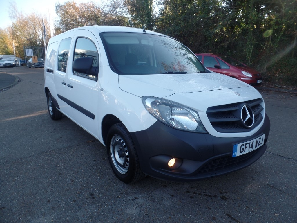 mercedes benz citan 111cdi dualiner ex long. Black Bedroom Furniture Sets. Home Design Ideas