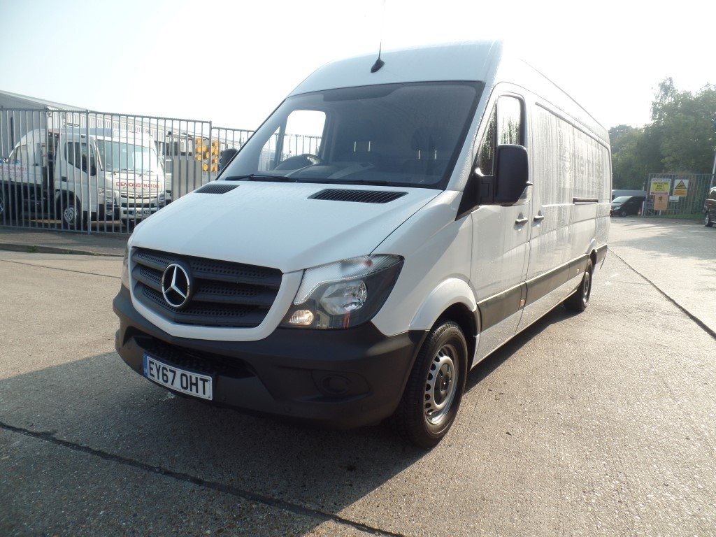 Mercedes-Benz Sprinter 2.1 CDI 314 High Roof Panel Van 5dr (EU6, LWB)