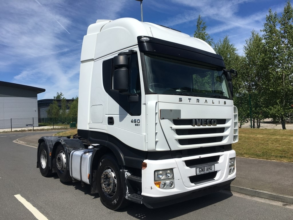 Iveco Stralis Active Space Cab