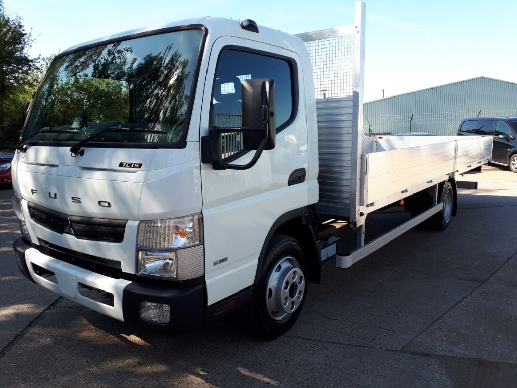 FUSO Canter 7C15 21ft Dropside Manual=4t Payload ! - image 5
