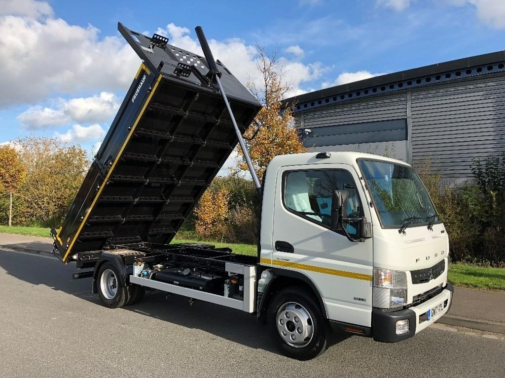 MITSUBISHI CANTER 7C15 Duonic Tipping body