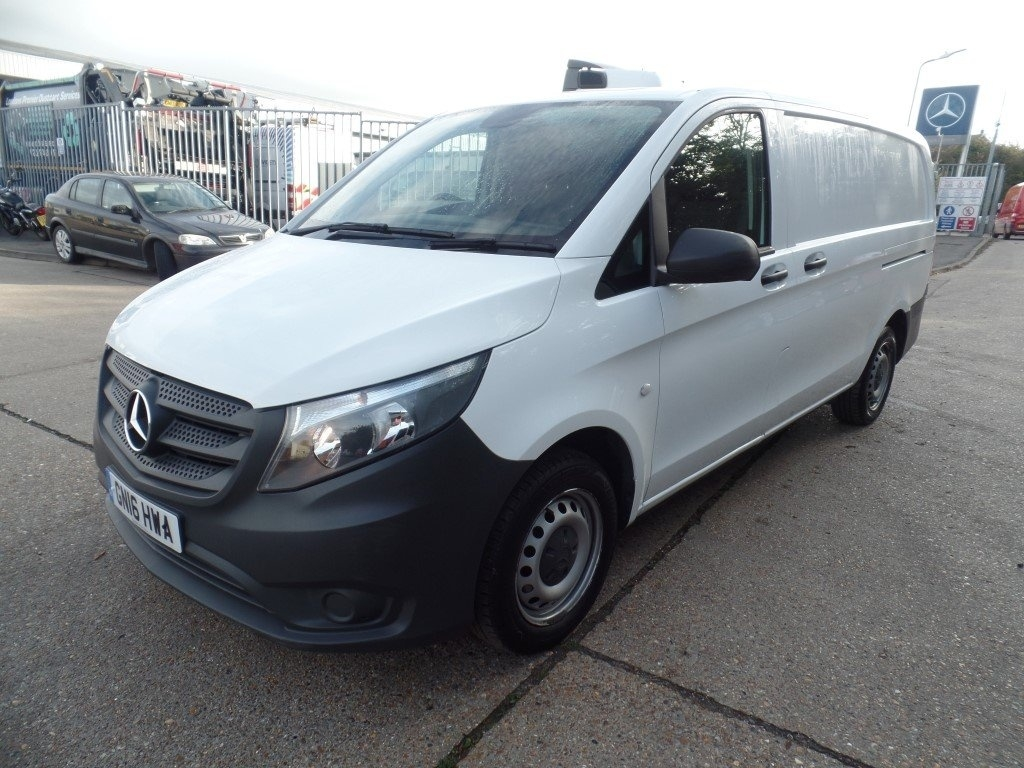 Mercedes-Benz Vito 2.1 114CDI BlueTEC Long Panel Van 6dr