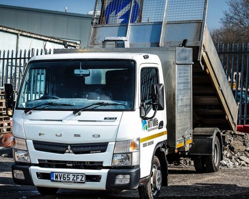 3.5t Canter ticks the boxes for payload