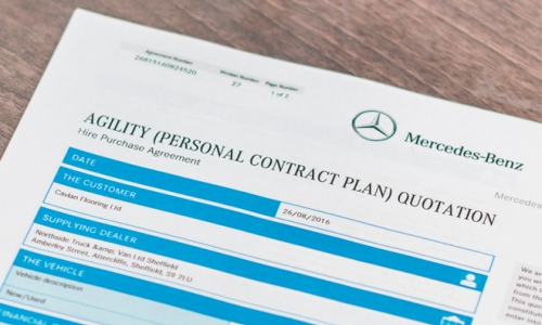 Agility  (Personal Contract Plan)