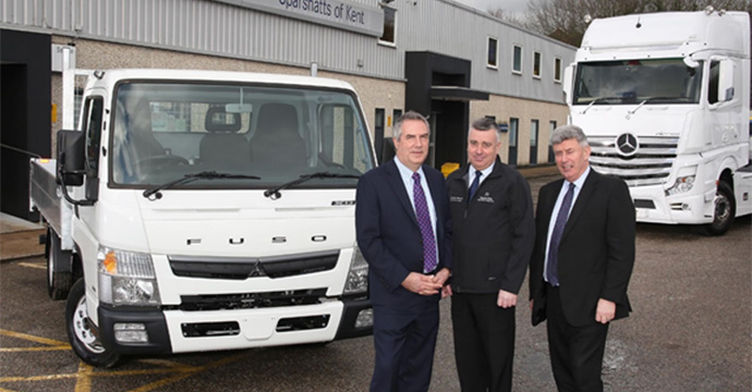 In A Move That Promises To Deliver Even Greater Customer Service For  Operators Of Mercedes Benz Trucks In Kent And Beyond, Weu0027re Delighted To  Announce That ...