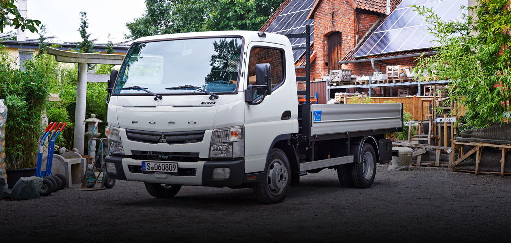 Fuso Canter Offers