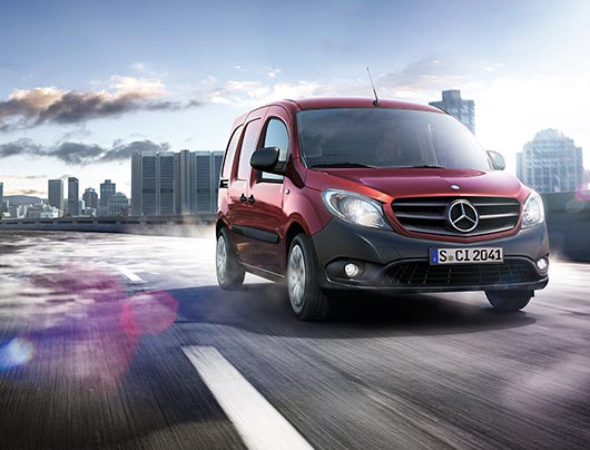 Used Vans | Mercedes-Benz | Sparshatts of Kent