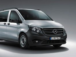 New Vito | Mercedez-Benz | Sparshatts of Kent
